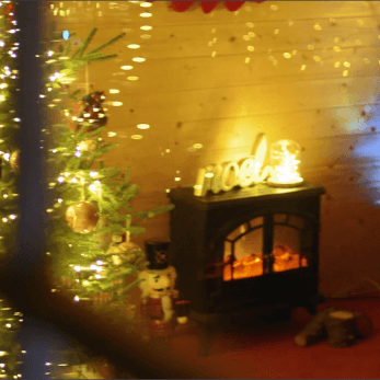 Magic Of Foresters Christmas Grotto Teaser